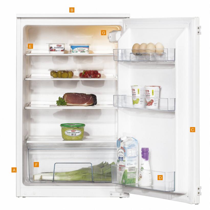 ⇒ Top 7 Kühlschrank im Vergleich - September 2018
