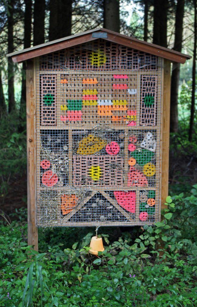 Do-It-Yourself: Insektenhotel für unter 50 Euro bauen