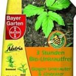 Bayer 3 Stunden Bio-Unkrautfrei