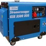 Güde Stromerzeuger GSE 5500DSG 40586