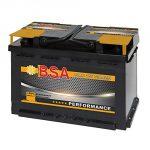 BSA 12V 80AH 790A/EN