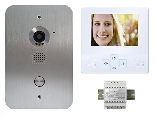 Rontel LCD Monitor Gegensprechanlage