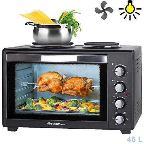 TZS First Austria 3200 W Mini-Küche mit 2 Kochplatten
