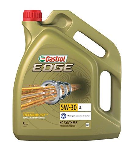 Castrol 57420 EDGE Titanium 5W-30