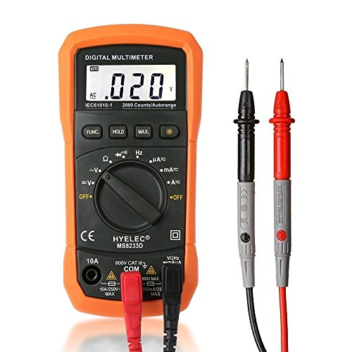 Crenova 21-010-360 Digital Multimeter