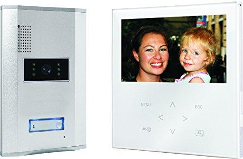 Smartwares Video-Türgegensprechanlage VD71W SW
